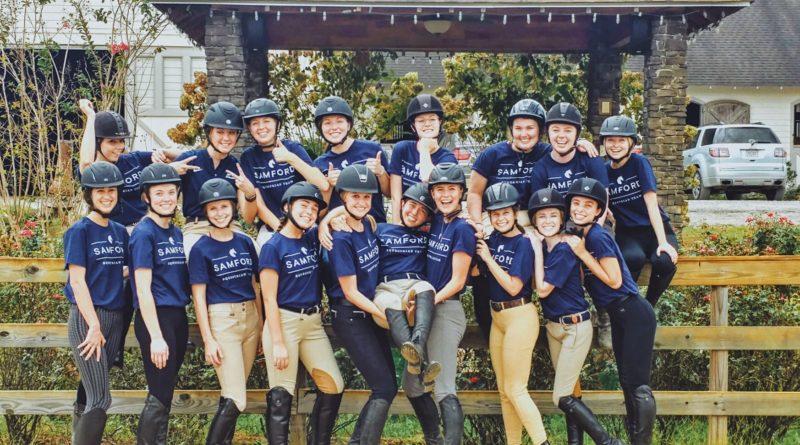 Samford Home To New Equestrian Team The Samford Crimson